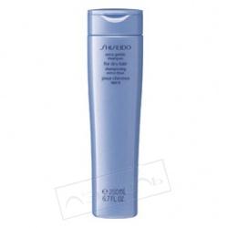 SHISEIDO Мягкий шампунь Extra Gentle для жирных волос 200 мл
