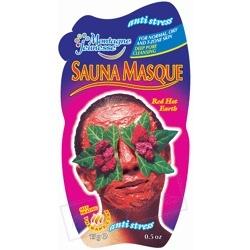 MONTAGNE JEUNESSE Маска-«сауна» для лица — Красная глина