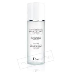 DIOR Вода для мгновенного снятия макияжа с экстрактом чистой лилии Eau Micellaire Demaquillante Express 200 мл