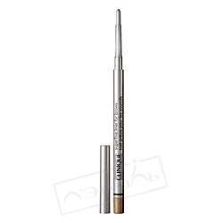 CLINIQUE CLINIQUE Супертонкий карандаш для бровей Superfine Liner for Brows № 02 Soft Brown, 0.08 г средство для контуринга бровей хайлайтер карандаш soft brown rose