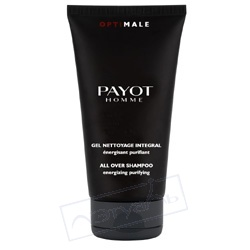 PAYOT Очищающее средство для мужчин Gel Nettoyage Integral 200 мл
