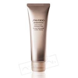 SHISEIDO Очищающая пенка для лица Benefiance WrinkleResist24 125 мл shiseido очищающая эмульсия с кремовой текстурой 200 мл