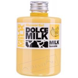 DOLCE MILK Гель для душа Молоко и Банан 300 мл