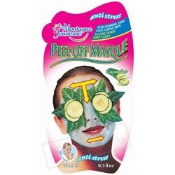 MONTAGNE JEUNESSE Очищающая маска-эксфолиант с экстрактом огурца