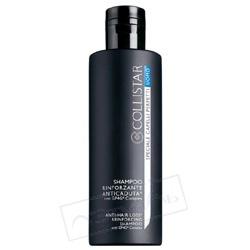 COLLISTAR Укрепляющий шампунь против выпадения волос для мужчин 250 мл