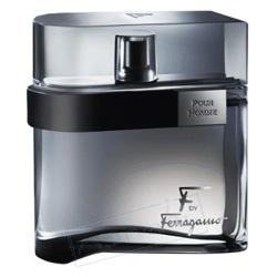 SALVATORE FERRAGAMO F by Ferragamo Pour Homme Black