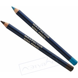 MAX FACTOR MAX FACTOR Контурный карандаш для глаз Kohl Pencil № 20 Black max factor khol pencil карандаш для глаз мягкий 020 black