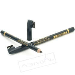 MAX FACTOR Карандаш для бровей Eyebrow Pencil № 1 Ebony блеск для губ colour elixir тон 45 max factor цвет lux berry