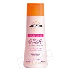 INSTITUT ARNAUD ARNAUD Молочко для снятия макияжа с розовой водой 250 мл