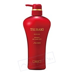 TSUBAKI Шампунь для придания блеска волосам Shiseido Tsubaki 220 мл