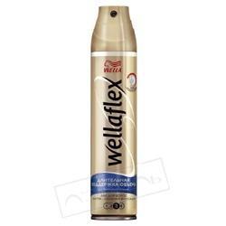 WELLA Лак для волос экстра-сильной фиксации Wellaflex 250 мл