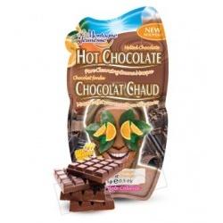 MONTAGNE JEUNESSE Очищающая поры маска-сауна Горячий шоколад