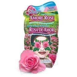 MONTAGNE JEUNESSE Маска с лепестками Дамасской розы 17 г