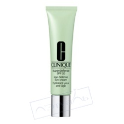 CLINIQUE ������������� ����������� ���� ��� ���� ������ ���� Clinique Superdefense SPF 20 Age Defense Eye Cream 15 ��