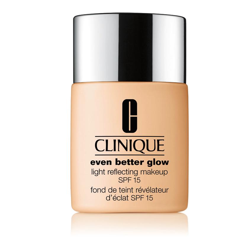 CLINIQUE Тональный крем, придающий сияние Even Better Glow Light Reflecting Makeup SPF 15