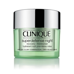 CLINIQUE ������ ����������������� ����������� ���� Superdefense Night Recovery Moisturizer ��� ����� � �������� � ������� ���� 50 ��