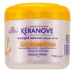 KERANOVE Маска Питание и Уход для сухих и поврежденных волос 250 мл