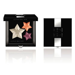 GIVENCHY Тени для век Le Prisme Superstellar silver, violet, pink coral 3,5 г