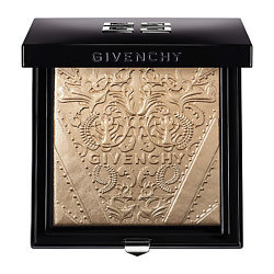 GIVENCHY Пудра-хайлайтер для лица Teint Couture Shimmer Powder № 02 Gold, 8 г