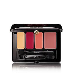 GUERLAIN GUERLAIN Палитра для макияжа губ KissKiss Lip Contouring Palette № 002 Romantic Kiss, 3.5 г guerlain 3 5g