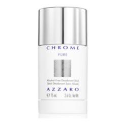 AZZARO AZZARO Дезодорант-стик Chrome Pure Парфюмированный дезодорант-стик 75 мл liberta дезодорант стик дезодорант стик