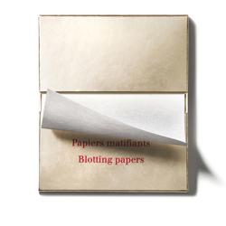 CLARINS Сменные салфетки для пудры с матирующим действием Kit Peau Parfaite 2x70 шт.