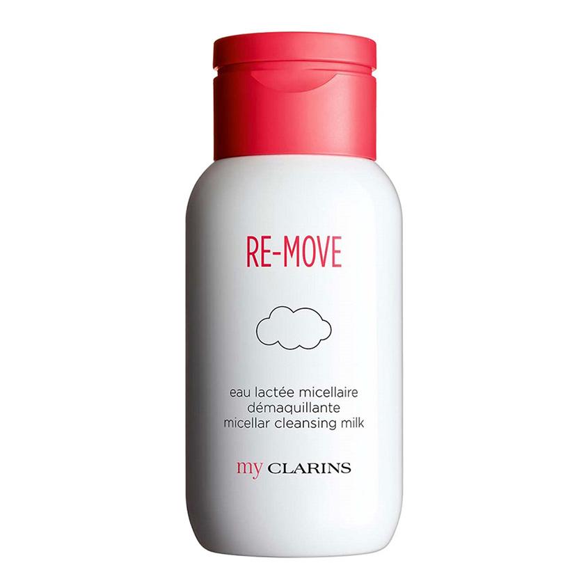 Купить CLARINS Очищающее мицеллярное молочко для молодой кожи My Clarins