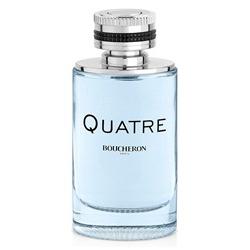 Купить BOUCHERON Quatre for men Туалетная вода, спрей 100 мл