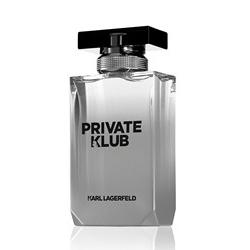 Купить KARL LAGERFELD Private Klub for men Туалетная вода, спрей 50 мл