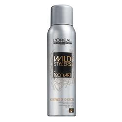 Купить L'OREAL PROFESSIONNEL Фиксирующий спрей для волос степень фиксации 3 Techni Art Crepage de chignon 200 мл