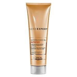 Купить L'OREAL PROFESSIONNEL Несмываемый термозащитный крем для питания сухих волос Serie Expert Nutrifier 150 мл