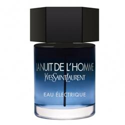 Купить YSL La Nuit De L'Homme Eau Electrique Туалетная вода, спрей 100 мл, YVES SAINT LAURENT