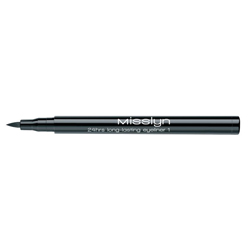 MISSLYN Стойкая подводка 24hrs long-lasting eyeliner Black, 1 мл