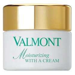 VALMONT Увлажняющий крем для кожи лица Moisturizing With A Cream 50 мл valmont detoх cream крем детокс кислородный уход detoх cream крем детокс кислородный уход