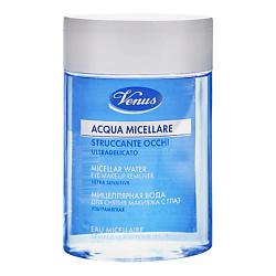 VENUS Мицелярная вода для снятия макияжа с глаз для чувствительной кожи 125 мл