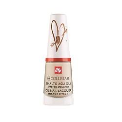 COLLISTAR Лак для ногтей на масляной основе с эффектом зеркального блеска Collezione Caffe № 320 Ristretto, 6 мл