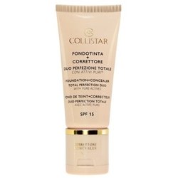 COLLISTAR ������ � ���������� Total Perfection Duo 1 ivory