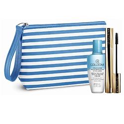 COLLISTAR набор тушь для ресниц Infinito + средство для снятия макияжа + косметичка 11+50 мл