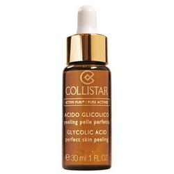 COLLISTAR Концентрат для лица с гликолиевой кислотой Pure Actives 30 мл
