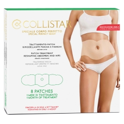 COLLISTAR Набор патчей для живота и бедер Patch-Treatment Reshaping Andomen And Hips 8 шт.