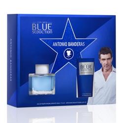 ANTONIO BANDERAS Подарочный набор Blue Seduction for Men