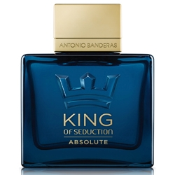 ANTONIO BANDERAS ANTONIO BANDERAS King Of Seduction Absolute Туалетная вода, спрей 50 мл antonio banderas king of seduction дезодорант спрей king of seduction дезодорант спрей