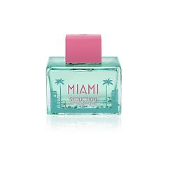 ANTONIO BANDERAS Blue Seduction Miami for Her Туалетная вода, спрей 80 мл  - Купить