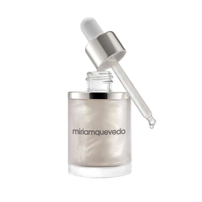 MIRIAM QUEVEDO Увлажняющее масло-эликсир для волос The Glacial White Caviar Hydra-Pure.