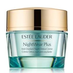 ESTEE LAUDER Ночной детокс-крем с антиоксидантами NightWear Plus Anti-Oxidant Night Detox Creme 50 мл