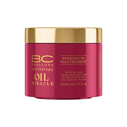 BONACURE Маска для всех типов волос Бразильский Орех 150 мл