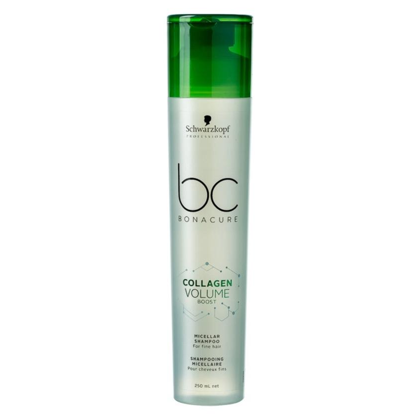 Купить BONACURE Мицеллярный шампунь Bonacure Collagen Vollume Boost