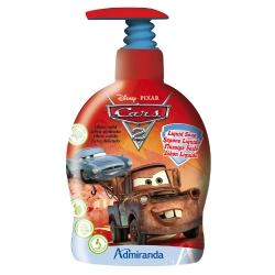 Купить ADMIRANDA Жидкое мыло Тачки 2 300 мл
