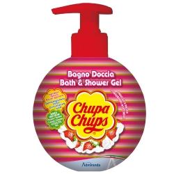 Купить ADMIRANDA Гель для ванны и душа Чупа-чупс с ароматом клубники со сливками 300 мл