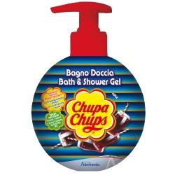ADMIRANDA Гель для ванны и душа Чупа-чупс с ароматом кока-колы 300 мл